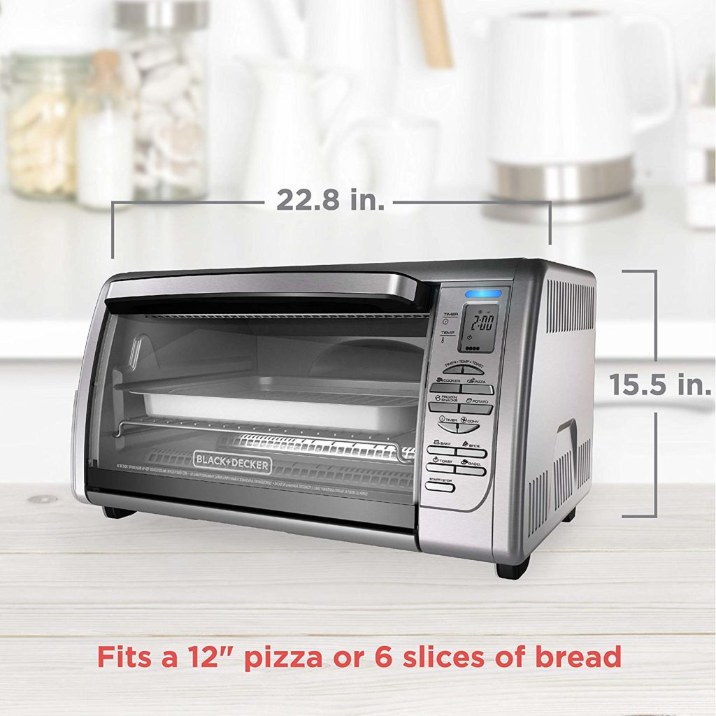 Black and Decker Toaster Oven - 6 Slice Review