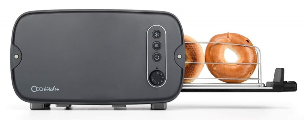 Side Loading Long Slot Toaster